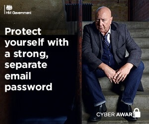 Be Cyber Aware